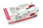 Μικρές Οικογενειακές Φάρμες ΔΕΛΤΑ Διπλοστραγγιστό 2% και Φράουλες Ηλείας, 2x170ΓΡ
