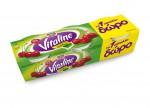 ΔΕΛΤΑ Vitaline επιδόρπιο άπαχου γιαουρτιού με κομμάτια κεράσι 3x200g (2+1 ΔΩΡΟ)