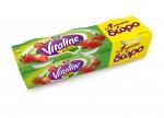 Vitaline επιδόρπιο άπαχου γιαουρτιού με κομμάτια φράουλα 3x200g (2+1 ΔΩΡΟ)