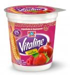 ΔΕΛΤΑ Vitaline επιδόρπιο άπαχου γιαουρτιού με superfruits & δημητριακά 380g (φράουλα, ράσμπερι, ρόδι & δημητριακά)