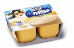 Mmilky milk dessert with Vanilla 4x125g