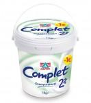 Complet strained yoghurt dessert,  2% fat 1kg