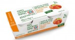 Small Family Farms DELTA Doublestrained yoghurt 2% fat & Greek Peaches, 2X170g