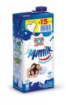 Mmmilk οικογενειακό πλήρες γάλα υψηλής θερμικής επεξεργασίας 1,5 lt