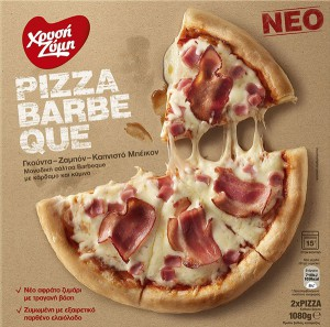 PIZZA-BARBEQUE