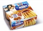 Mmilky milk dessert with Crème Caramel 4x100g