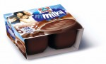 Mmilky milk dessert with Chocolate, 4x125g