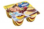 Mmilky mix, milk dessert with Chocolate & Banana 4x62,5g