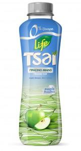 Life Tsai 0% Sugar Green Apple, 500ml