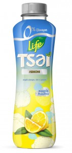 Life Tsai 0% Sugar Lemon, 500ml
