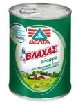 Vlahas condensed semi skimmed milk 410 gr