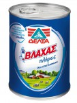 Vlahas condensed milk full fat 410 gr