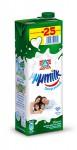 Mmmilk οικογενειακό ημιάπαχο γάλα υψηλής θερμικής επεξεργασίας 1,5 lt