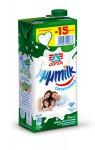 Mmmilk οικογενειακό ημιάπαχο γάλα υψηλής θερμικής επεξεργασίας 1lt